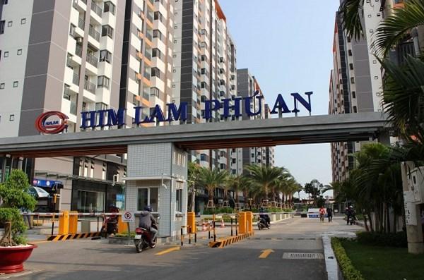 Review nhanh dự án Him Lam Phú An - 1