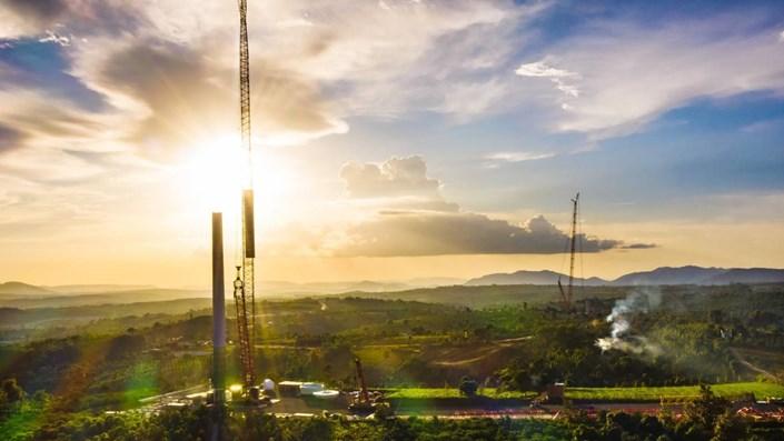 Nhà máy điện gió lớn nhất Việt Nam do Trung Nam Group đầu tư hiện đang có gì? - 1