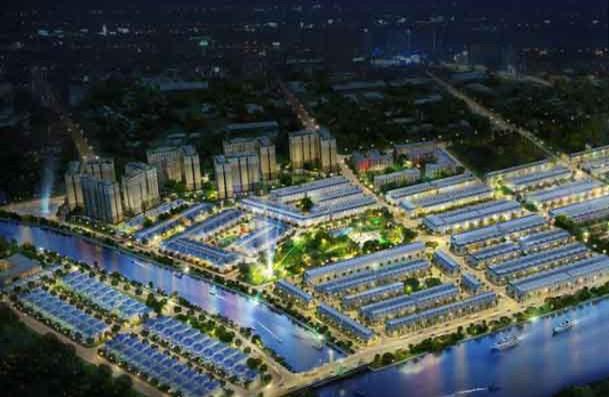 Quí II/2020, Novaland có hơn 2.500 tỉ đồng tiền lãi từ bán Cảng Phú Định và BĐS Phong Điền - 1