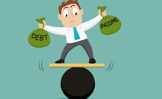 Soi gánh nặng nợ vay của doanh nghiệp bất động sản - 1