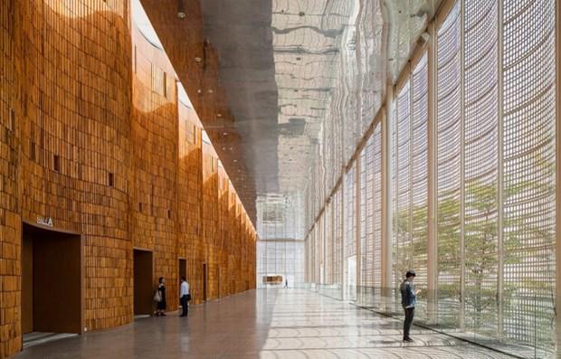 """""""The Veil - White Palace"""" Phạm Văn Đồng bất ngờ xuất hiện trong đề cử ở Liên hoan kiến trúc thế giới (WAF) 2021 - 1"""