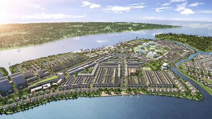 Loạt dự án bất động sản ồ ạt bung hàng, thị trường bất động sản có phồi phục vào cuối năm? - 1