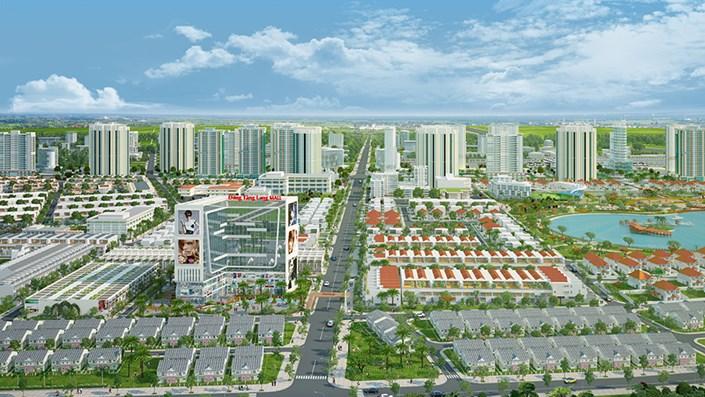[REVIEW] Dự án khu đô thị Đông Tăng Long - Người đẹp ngủ quên tại quận 9 sôi động - 1