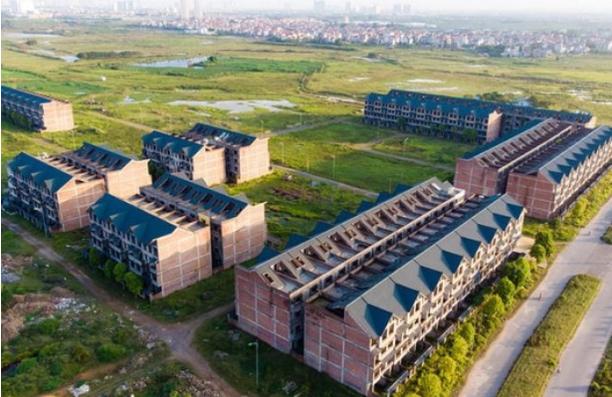 """Dự án Kim Chung – Di Trạch của Vietracimex: Nợ """"ngập ngụa""""… vẫn rao bán rầm rộ - 1"""