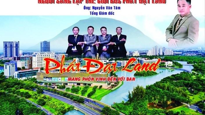 """Công ty Phát Đạt Sài Gòn Land dùng lời """"ma mị"""" lừa hàng chục tỷ đồng rồi biến mất - 1"""
