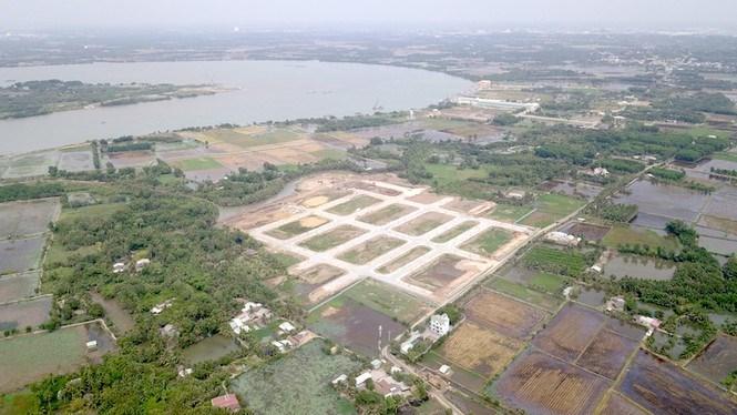 125ha dự án King Bay không có trong danh mục thu hồi đất, chưa đền bù đã thi công - 1