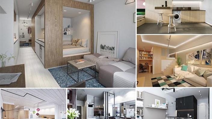 6 lý do khiến căn hộ nhỏ trở thành không gian lý tưởng nhất - 1