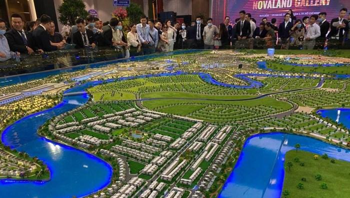 Các ông lớn bất động sản đã bơm thêm 57.000 tỷ đồng vào khu vực nào? - 1