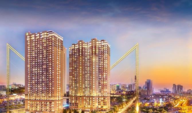 Những dự án căn hộ 'siêu sang' đắt đỏ bậc nhất TP Hồ Chí Minh - 1
