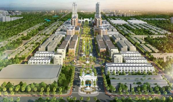 Vì sao các 'ông lớn' địa ốc Vingroup, FLC, CapitaLand chọn Bắc Giang là 'bến đỗ' đầu tư? - 1