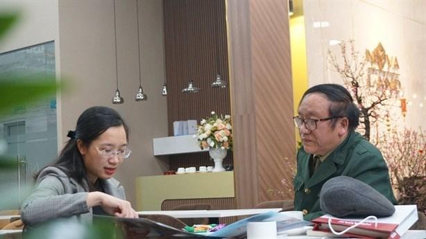 Chuyện nhà thơ Trần Đăng Khoa mua nhà được lãi 13%/năm - 1