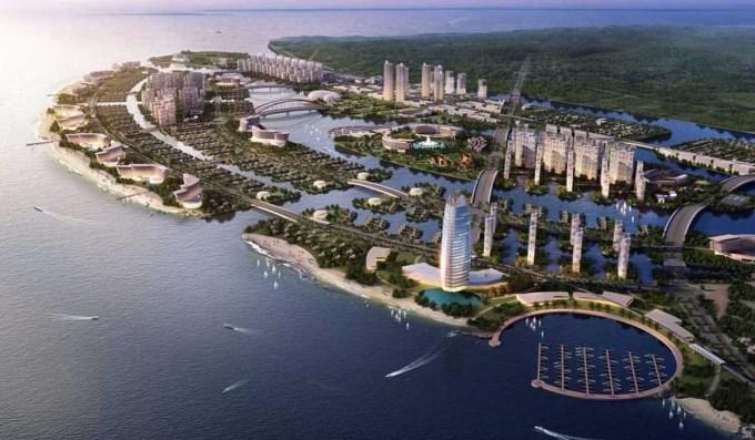 TP HCM: Duyệt nhiệm vụ quy hoạch Khu Đô thị du lịch lấn biển Cần Giờ - 1