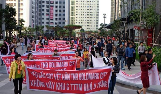 Thanh tra Bộ Xây dựng chỉ tên những 'điểm nóng' tranh chấp của 22 chung cư ở Hà Nội - 1