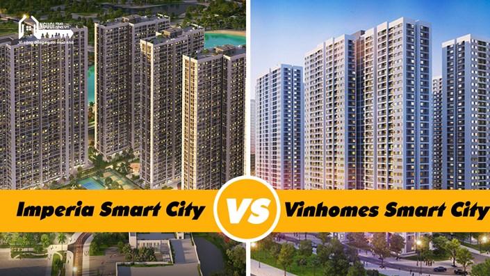 Căn hộ Imperia Smart City - MIK Group có gì nổi bật hơn  Vinhomes Smart city? - 1