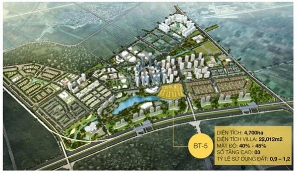Khu đô thị mới Bắc An Khánh: 'Đất vàng' khó nuốt - 1