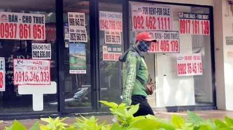 'Covid-19 san phẳng đường tăng giá bất động sản' - 1