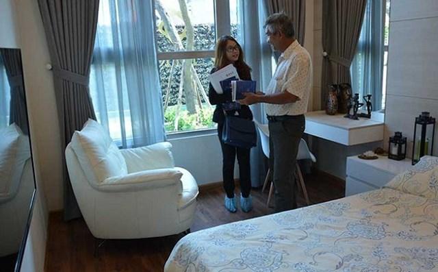Cư dân Vinhomes Ocean Park trước sức ép cạnh tranh cho thuê căn hộ với chủ đầu tưVinhomes Serviced Residences - 1