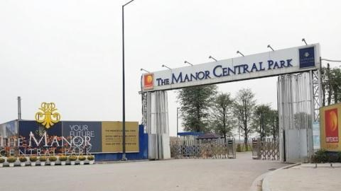 Xử phạt Bitexco chưa có ĐTM tại The Manor Center Park - 1