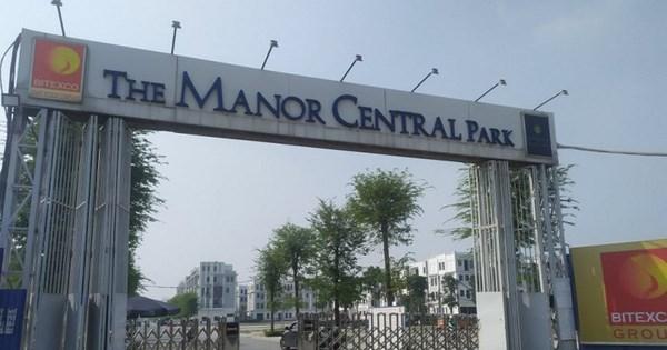 Hà Nội xử phạt Bitexco với hàng trăm căn nhà tại The Manor Central Park xây dựng không có đánh giá tác động môi trường - 1