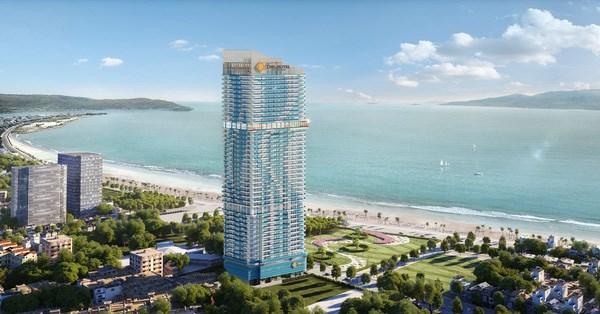 Cận cảnh tòa nhà cao nhất Bình Định sau nhiều lần được điều chỉnh qui hoạch - 1