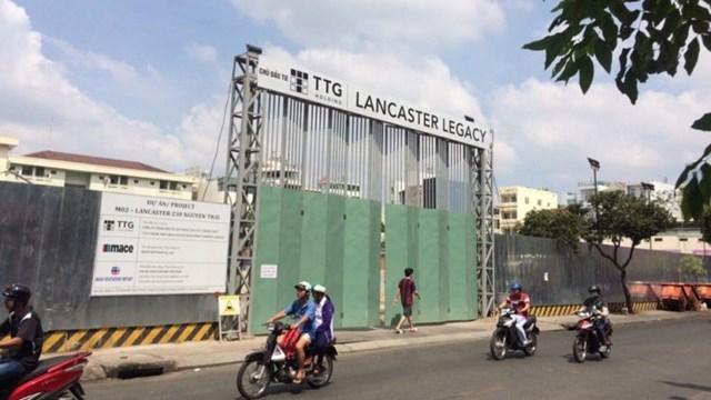 Dự án Lancaster Legacy chưa xong pháp lý đã bị rao bán? - 1
