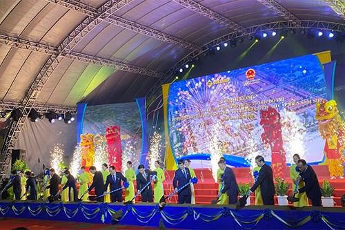Sun Group khởi công dự án quảng trường biển và tổ hợp đô thị du lịch Sầm Sơn hơn 1 tỷ USD - 1