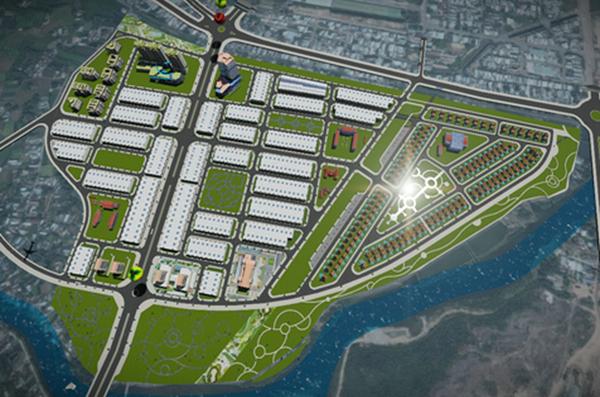 Liên danh Hưng Thịnh chắc chân tại khu đô thị hơn 2.400 tỉ đồng ở Quy Nhơn - 1