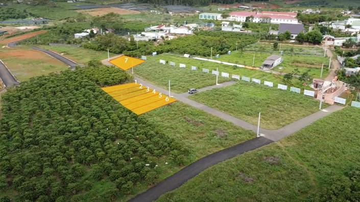 Bán đất nền hẻm 101 Nguyễn Đình Chiểu, Lộc Phát, Bảo Lộc, Lâm Đồng - 1