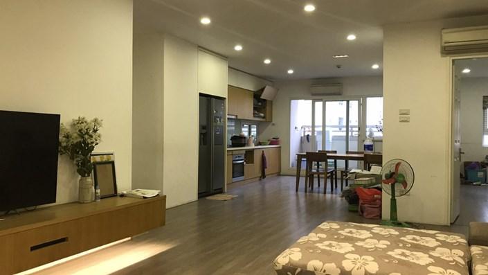 [Chính chủ] Bán căn hộ Hapulico, Toà 17T4 tầng 17 căn số 05- 98,3m2 2PN, giá 2,7 tỷ full đồ. - 1