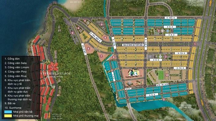 Đánh giá đầu tư dự án Sun Grand An Thới - nam đảo Phú Quốc. - 1