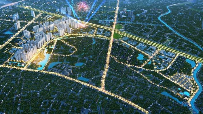 Review đại đô thị thông minh Vinhomes Smart City Tây Mỗ - 1