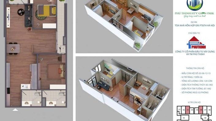 Phú Thịnh Green Park mở bán đợt cuối các căn hộ phù hợp với gia đình nhiều thế hệ. - 6