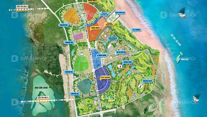 Tập đoàn Danh Khôi hiện tại đang triển khai dự án Takashi Ocean Suite tại Quy Nhơn - Bình Định. Chi tiết nó như sau - 1