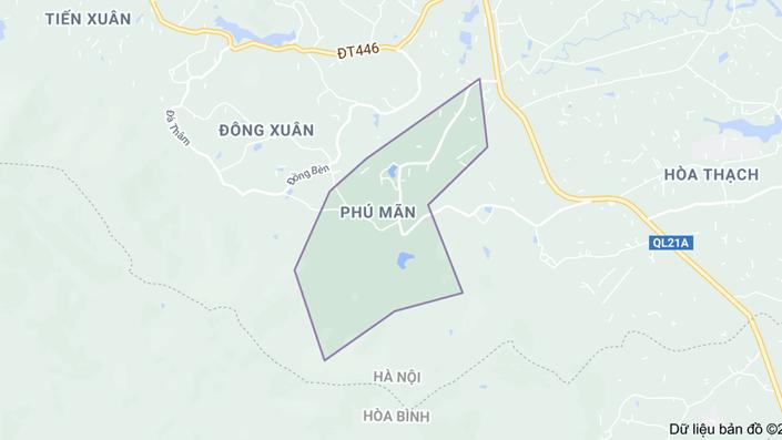 Vingroup vừa khẳng định công văn về việc xây sân Golf và Khu chung cư cao cấp ở Phú Mãn, Quốc Oai là giả  - 1