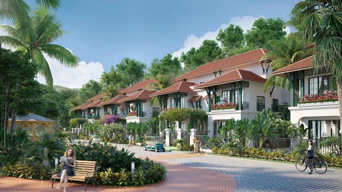 """Sun Tropical Village: """"Ngôi làng nhiệt đới"""" giữa thiên nhiên Nam Phú Quốc - 1"""