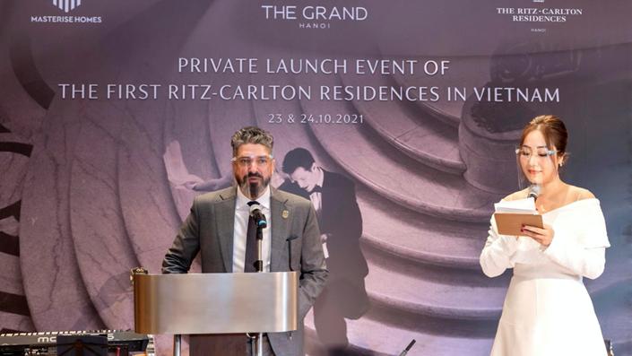 Toàn bộ căn hộ hàng hiệu Ritz-Carlton, Hanoi trong đợt mở bán đầu tiên đã có chủ - 1