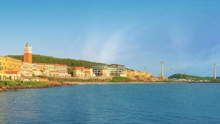 Mục sở thị những công trình kỳ vĩ trong hệ sinh thái Sun Group ở Nam Phú Quốc - 1