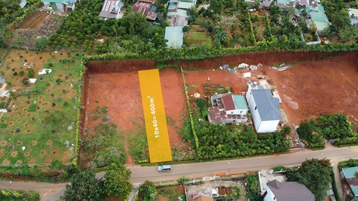 Bán đất mặt tiền đường Lý Chiến Thắng, phường 2, Bảo Lộc, Lâm Đồng - 1