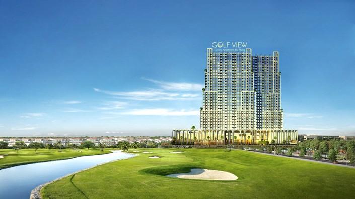 Review dự án căn hộ Golf View Luxury Aparment Đà Nẵng - 1