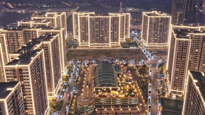 """Vinhomes Ocean Park: View từ tầng 27 khiến người mua nhà """"trầm trồ"""" đáng sống - 1"""