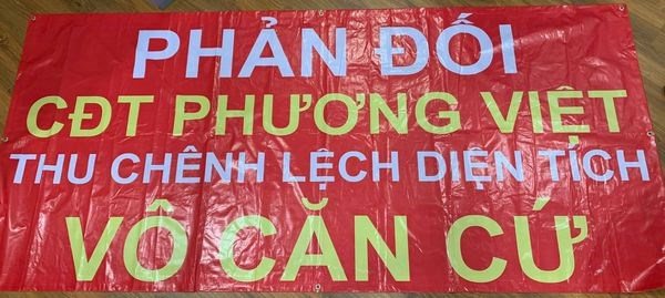 """Cư dân dự án Pegasuite """"tố"""" chủ đầu tư Phương Việt thu chênh lệch diện tích vô căn cứ - 1"""
