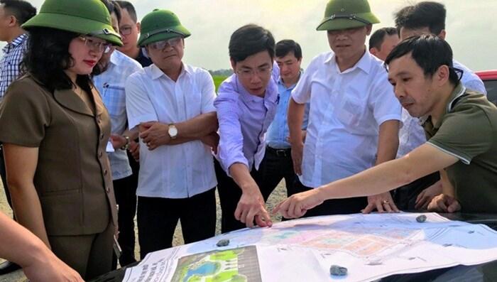 TNG Holding đề xuất xây dựng khu đô thị hơn nghìn tỷ ở Hà Tĩnh - 1