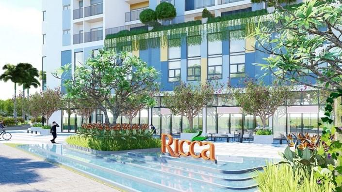 Dự án Ricca - Vì sao khách hàng rao bán lỗ? - 1