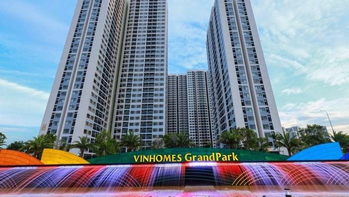 [Review - đánh giá] Vinhomes Grand Park - Phân khu Rainbow  - 1