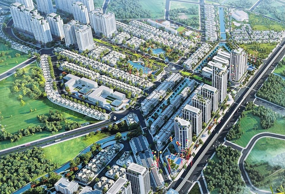 Dự án KĐT An Lạc Green Symphony xây dựng không phép: Sở Xây dựng vào cuộc - 1