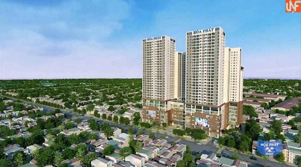 Hoà Phát 'bén duyên' bất động sản từ sớm nhưng quá 'non tay'? - 1