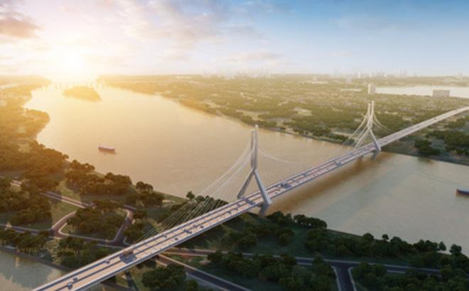 Cầu Tứ Liên sắp xây, giới đầu tư bất động sản có cơ hội kiếm tiền? - 1