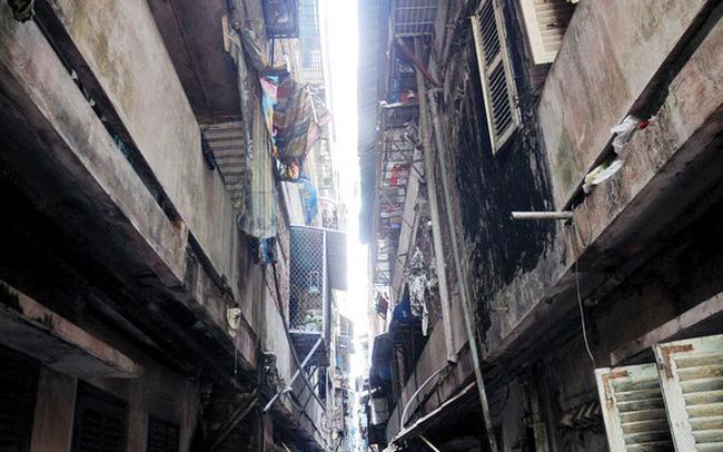 Hà Nội: Giải thể Ban Chỉ đạo thành phố về cải tạo, xây dựng lại các nhà chung cư cũ - 1
