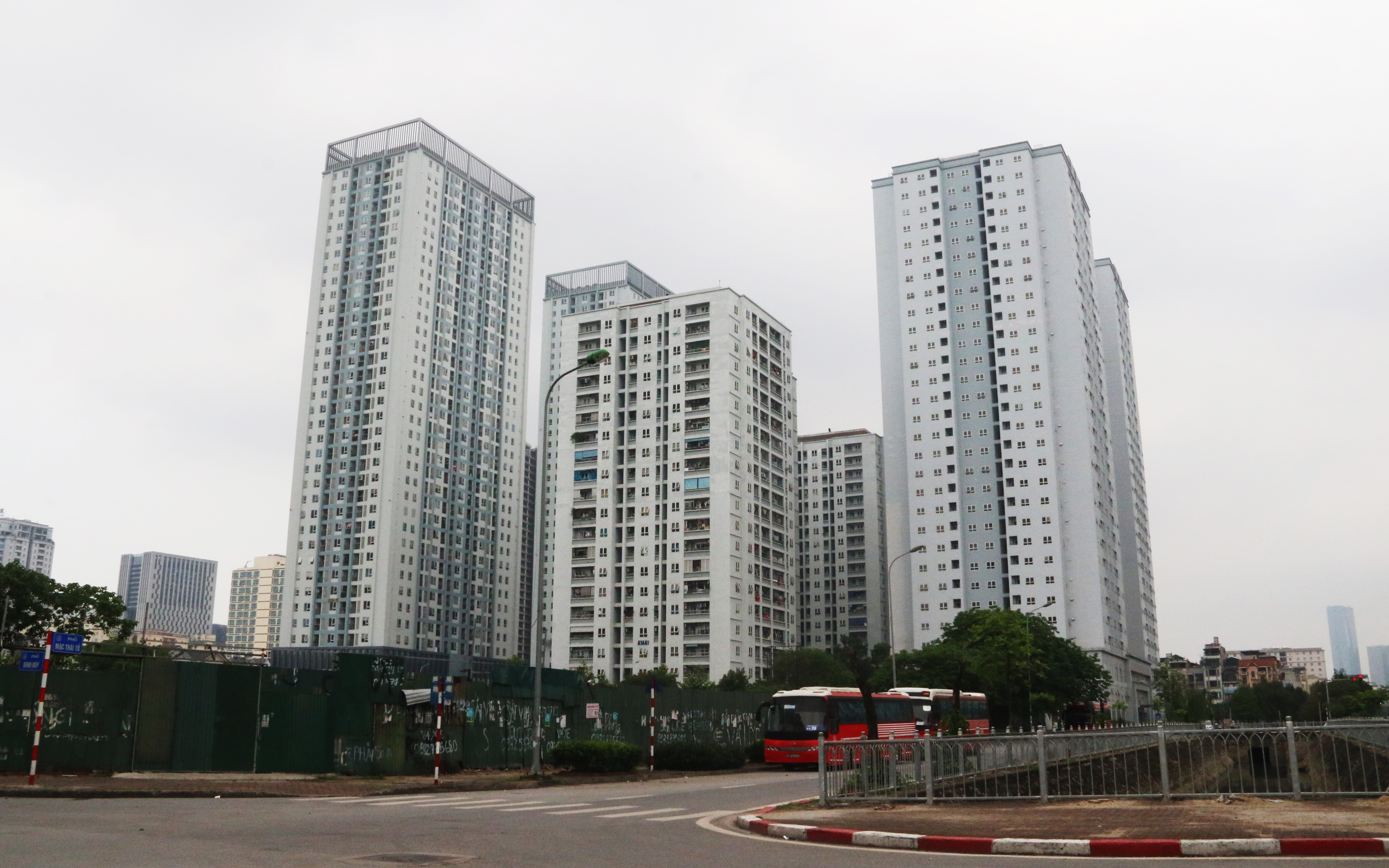 Bộ Xây dựng đề xuất bỏ qui định nộp trực tiếp phí bảo trì chung cư cho chủ đầu tư - 1