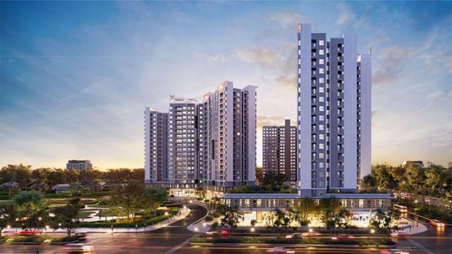 TP. HCM yêu cầu chủ đầu tư phải giải chấp hơn 1.000 căn hộ dự án West Gate Bình Chánh trước khi bán - 1